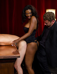 Naughty Boy Gets Dominated By Dominatrix