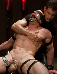 Two Kinky Gay Men Play Naughty