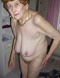 big black cock fucks old gran...