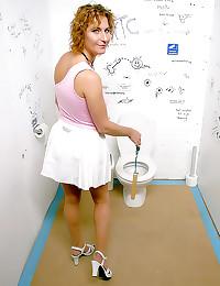 Bathroom stop and gloryhole b...