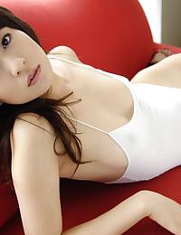 Naughty Japanese Flaunts Her Cameltoe