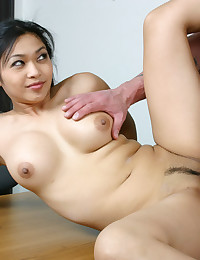 Busty Asian Milf Drilled Deep