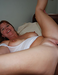 Redheaded milf and black guy