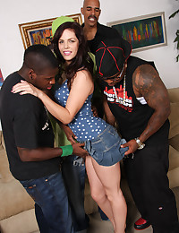 Bobbie Pleasures Black Men