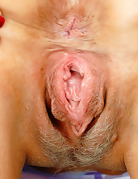 Mature housewife exposes her ...