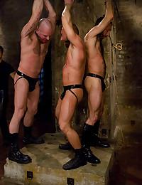 Bondage group porn