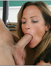 Milf teacher gets pounded hard