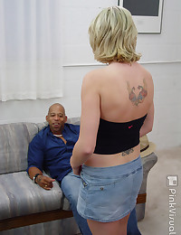 Cassidy Blue Loves Black Cocks