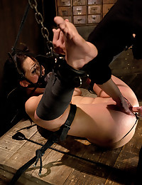 Stunning Babe Loves Wild BDSM