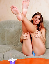See her sexy soles