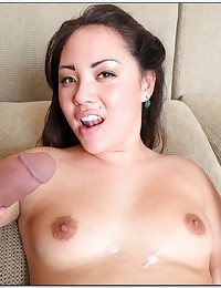 Asian Mistress Tina Enjoys Monster Cock