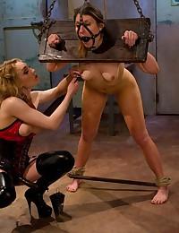 Mistress strapon bangs female