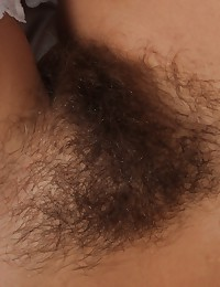 With a single finger sliding into her hairy pussy, Susane quivers in delight as it curls upwards to hit the right spots. Sucking her finger after wards reminds her of past enjoyment