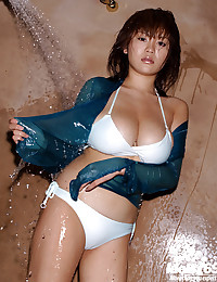 Big tits Japanese girl
