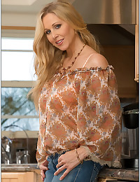 Lustful Milf Julia Ann Pumped Hard