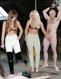 Riding clothes girls abuse th...