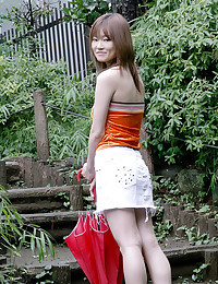 Japanese Babe SHowing Off Her...