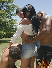 Free gangbang sex pics