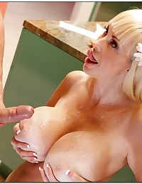 Giant boobs milf hardcore scene