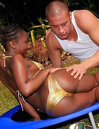 Black Girl Getting Long Cock