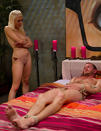 Tying and Fucking Her Man