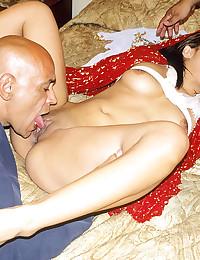 Lap Dancer Gets Laid!