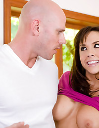 Chanel Preston Gets A Cumshot