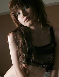 Hot Japanese Vixen Flaunts Al...