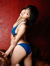 Kazusa Sato is looking hot as hell in this All Gravure gallery.