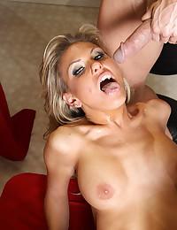 Cock Hungry Blonde Aubrey Addams