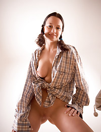 Erotic Beauty presents Gwen A in Domestic.