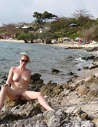 100% real amateur nudists