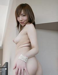 Adorable Asian Doll Flaunts Hot Butt