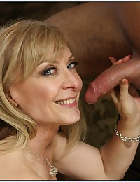Sultry Cougar Tempts Younger Man