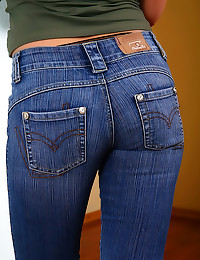 Ass is damn fine in jeans