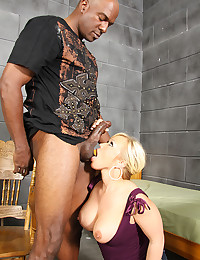 Black cock queen fucked lustily