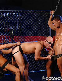 Bondage with great hunks
