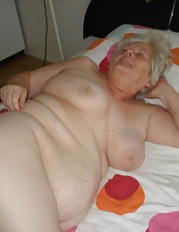 fat big tits grannies