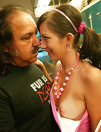 Pigtailed Beauty Kenna Kane Drilled