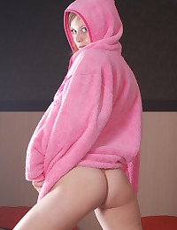 Wanna check out this pink soft bunny?