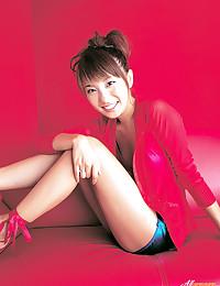 Azusa Yamamoto is a Japanese softcore goddess.