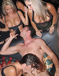 Scorching Hot Sex Party