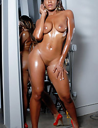 Glamour Black Models