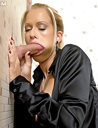 Fucked in a toilet