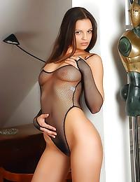 Hot brunette girl sex photos