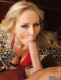 A matchmaker extraordinaire, Julia Ann is a savvy business woman who runs a high class dating service for female millionaires. Satisfaction is always guaranteed, which is why she insists on thoroughly inspecting of all potential young studs before recomm