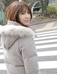 Beautiful Asian Chick Getting Naughty