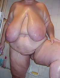 fat granny fucked and cumed on