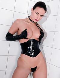 Kinky Claudia Gets Ganged On