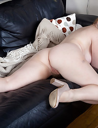 Big tits hairy vagina milf
